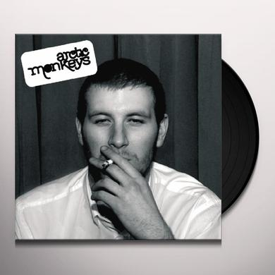 Arctic Monkeys WHATEVER PEOPLE SAY I AM THATS WHAT I AM NOT Vinyl Record