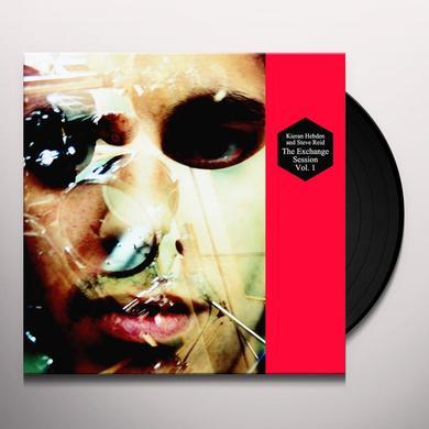 Kieran Hebden / Steve Reid EXCHANGE SESSION 1 Vinyl Record