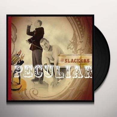 Dem Slackers PECULIAR Vinyl Record