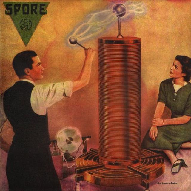 SPORE Vinyl Record