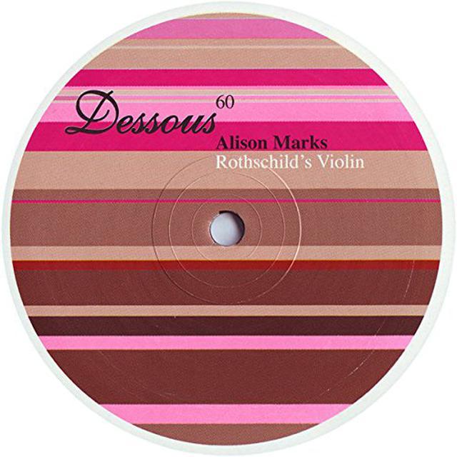 Alison Marks ROTHCHILD'S VIOLIN Vinyl Record