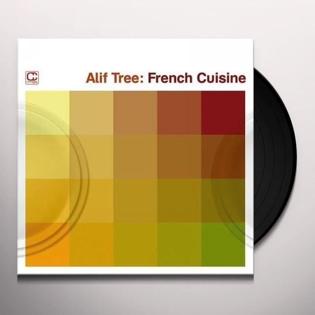 Alif Tree FRENCH CUISINE Vinyl Record