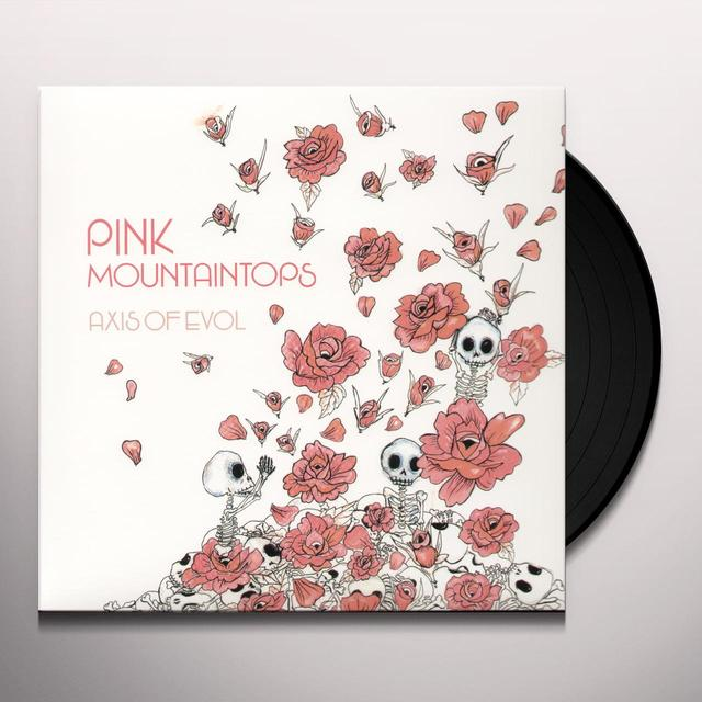 Pink Mountaintops AXIS OF EVOL Vinyl Record