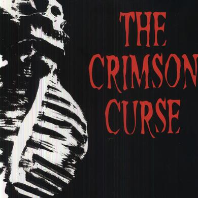 Crimson Curse BOTH FEET IN THE GRAVE Vinyl Record