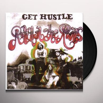 Get Hustle ROLLIN IN THE RUINS Vinyl Record