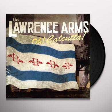 The Lawrence Arms OH CALCUTTA Vinyl Record