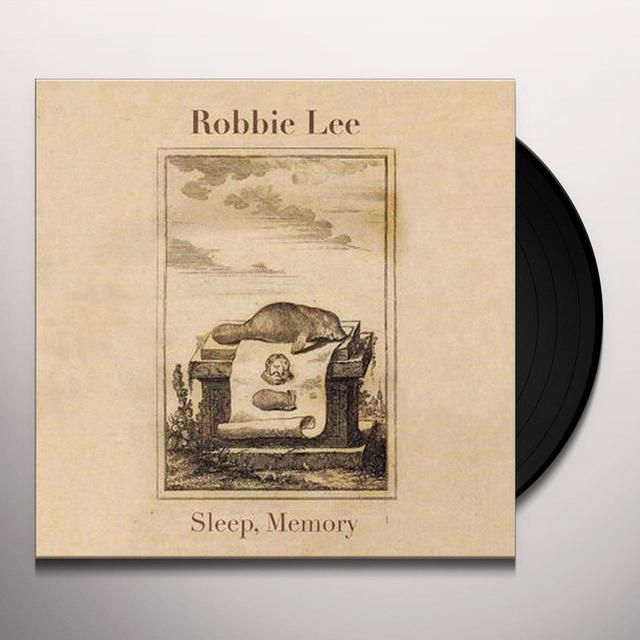 Robbie Lee SLEEP MEMORY (Vinyl)