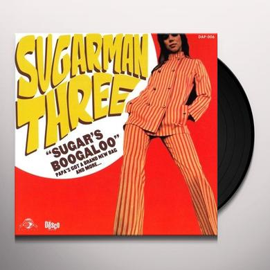 Sugarman 3 SUGAR'S BOOGALOO Vinyl Record