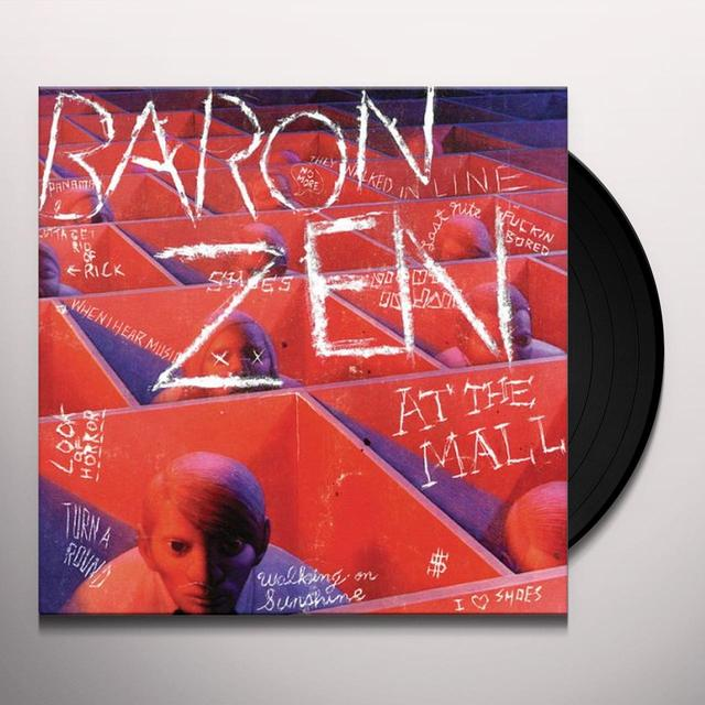 Baron Zen AT THE MALL Vinyl Record
