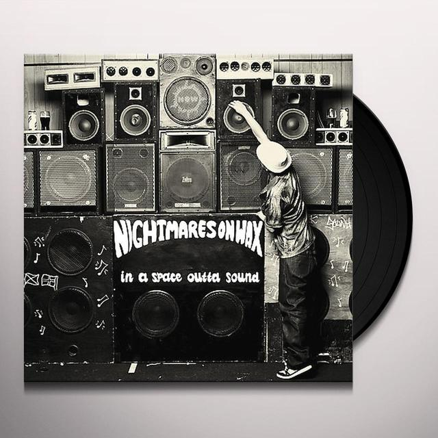 Nightmares On Wax IN A SPACE OUTTA SOUND Vinyl Record - Gatefold Sleeve