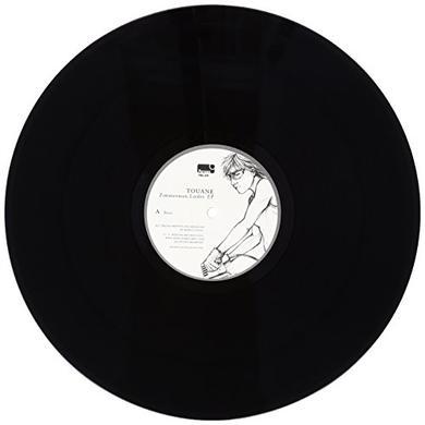 Touane ZIMMERMAN LIEDER Vinyl Record