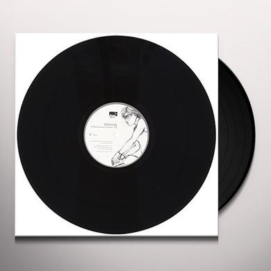 Touane ZIMMERMAN LIEDER (EP) Vinyl Record