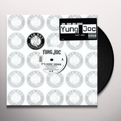 Yung Joc GOIN DOWN Vinyl Record