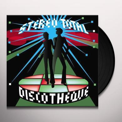 Stereo Total DISCOTHEQUE (EP) Vinyl Record