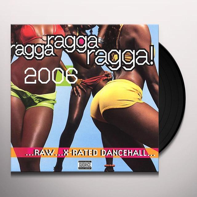 RAGGA RAGGA RAGGA 2006 / VARIOUS Vinyl Record