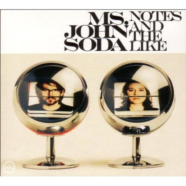 Ms. John Soda NOTES & THE LIKE Vinyl Record
