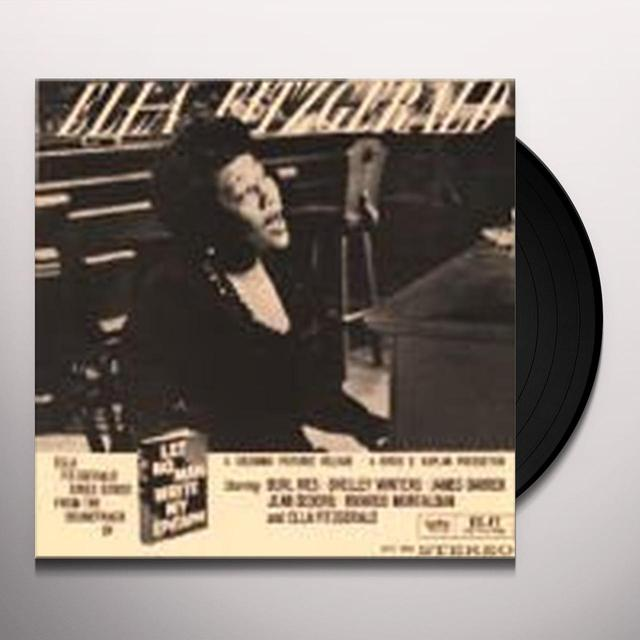 Ella Fitzgerald LET NO MAN WRITE MY EPITAPH (Vinyl)