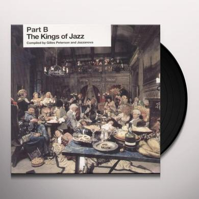 Gilles Jazzanova / Peterson KINGS OF JAZZ (PART B) (Vinyl)