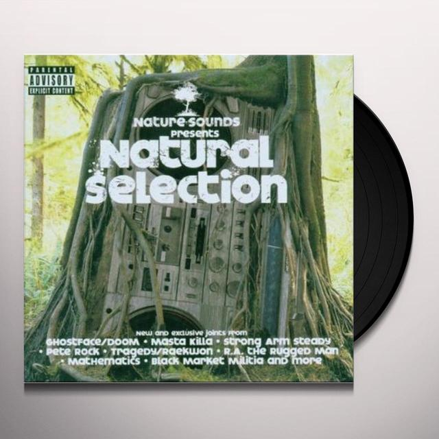 NATURAL SELECTION / VARIOUS Vinyl Record - Remixes