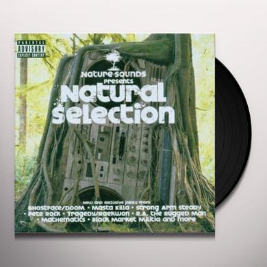 NATURAL SELECTION / VARIOUS Vinyl Record - Remixes