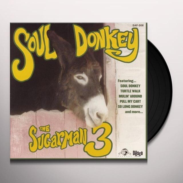 Sugarman 3 SOUL DONKEY Vinyl Record