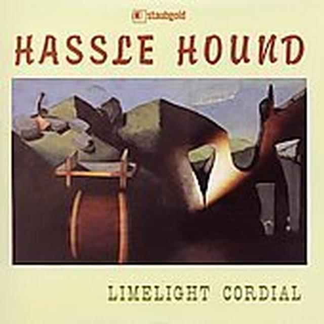 Hassle Hound LIMELIGHT CORDIAL Vinyl Record