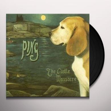 Ping CASTLE MASSACRE Vinyl Record
