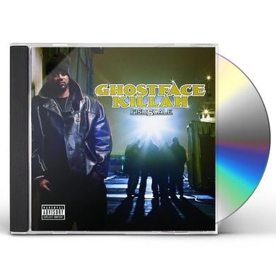 Ghostface FISHSCALE CD