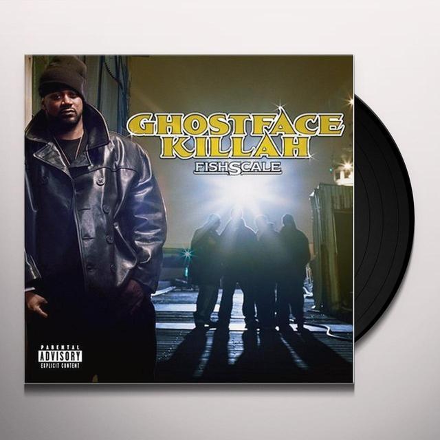 Ghostface FISHSCALE Vinyl Record