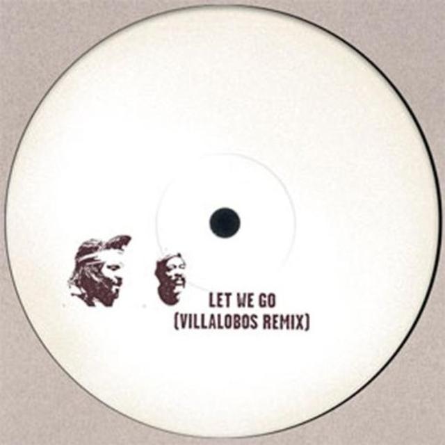 Rhythm & Sound SMY REMIXES #1 Vinyl Record