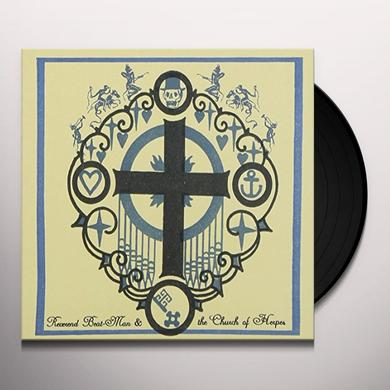 REVEREND BEAT-MAN / CHURCH OF HERP YOUR FAVORITE POSITION IS ON YOUR KNEES Vinyl Record