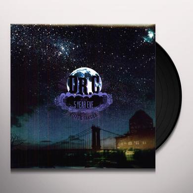 Alias & Tarsier DR. C / FIVE YEAR EVE Vinyl Record