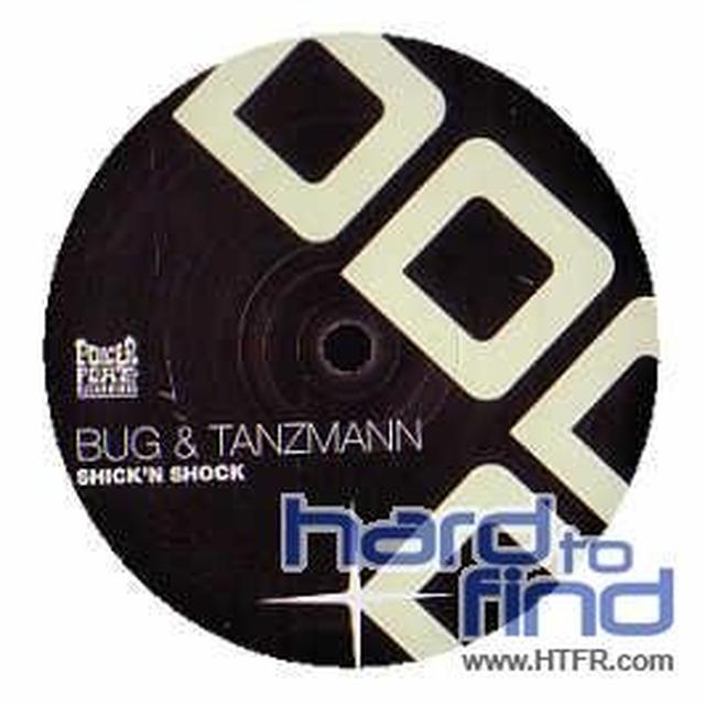 Bug & Tanzmann SHICK'N SHOCK Vinyl Record