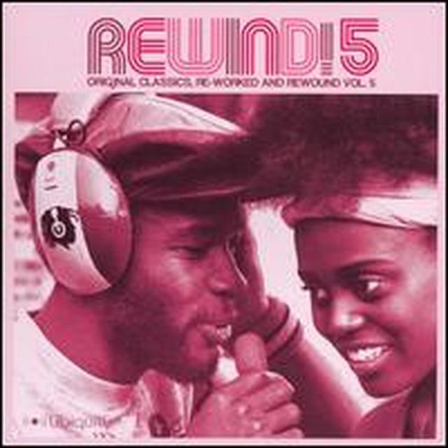 REWIND 5 / VARIOUS Vinyl Record