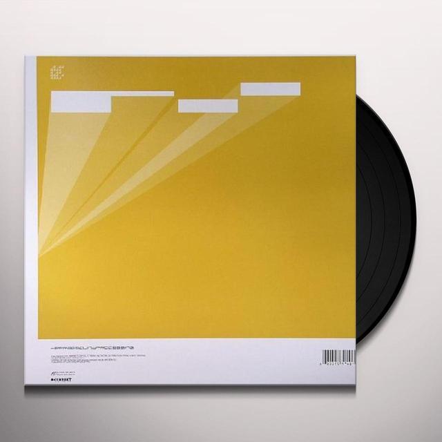 Mikael Stavostrand MOSQUITO MORPHER Vinyl Record