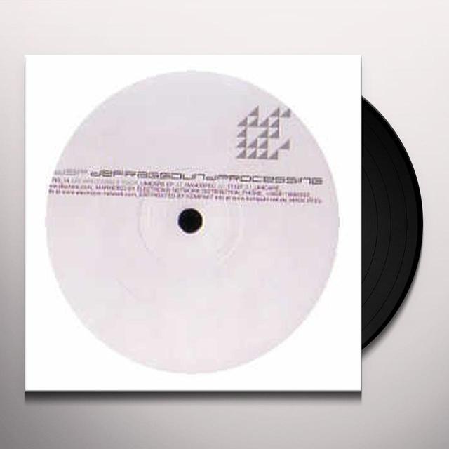 Lee / Tsack Van Dowsky UNICARE (EP) Vinyl Record