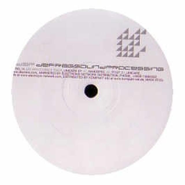 Lee / Tsack Van Dowsky UNICARE Vinyl Record