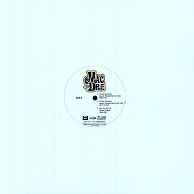 Mac Dre THIZZELLE MOUNTAIN Vinyl Record