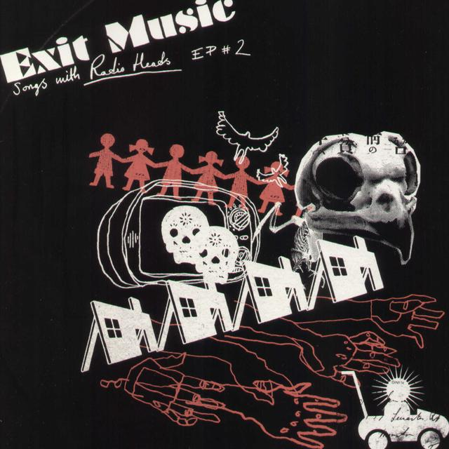 EXIT MUSIC EP 2 / VARIOUS (EP) Vinyl Record