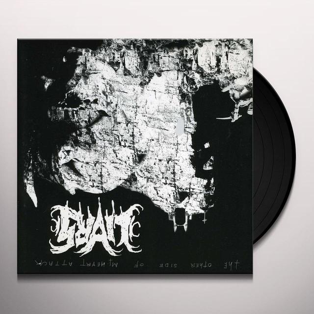 Liars OTHER SIDE OF MT HEART ATTACK Vinyl Record - Limited Edition