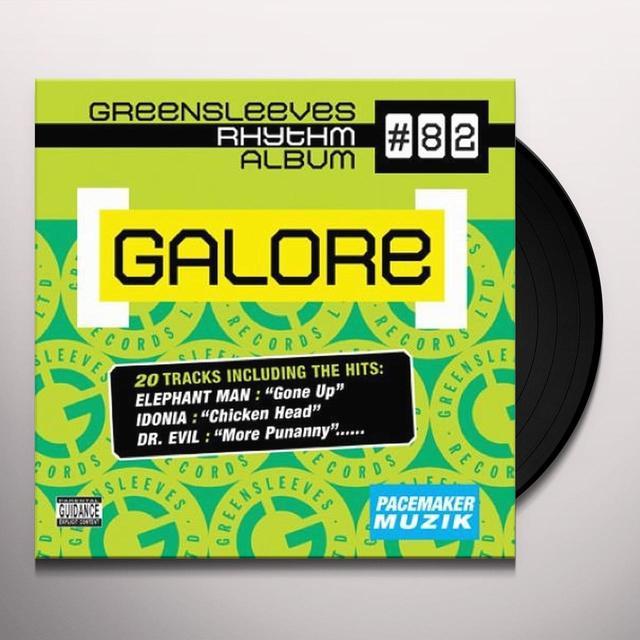 GALORE / VARIOUS Vinyl Record