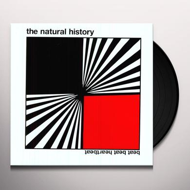 Natural History BEAT BEAT HEARTBEAT Vinyl Record
