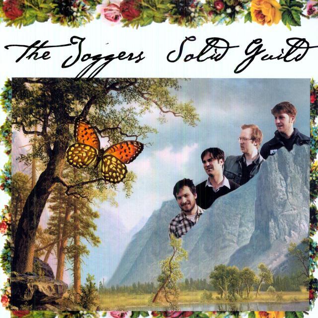 Joggers SOLID GUILD Vinyl Record