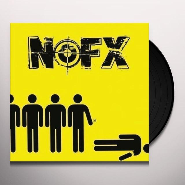Nofx WOLVES IN WOLVES CLOTHING Vinyl Record