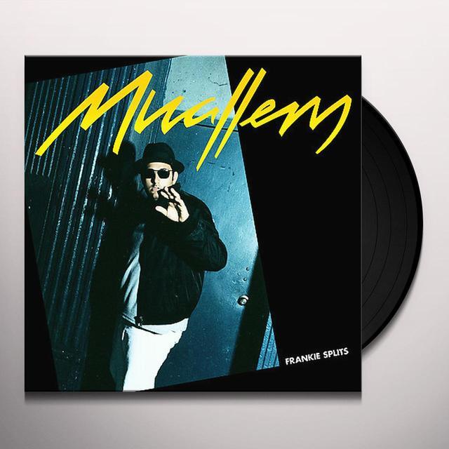 Muallem FRANKIE SPLITS Vinyl Record