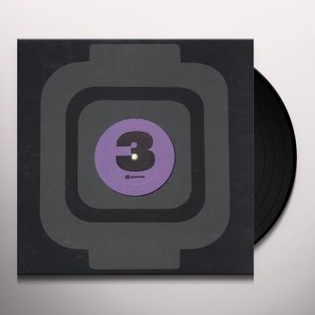 Tomboy 3 Vinyl Record