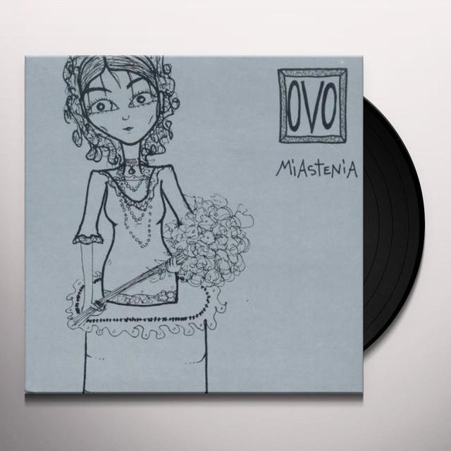 Ovo MIASTENIA Vinyl Record - Limited Edition