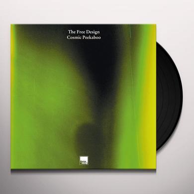 Free Design COSMIC PEEKABOO Vinyl Record
