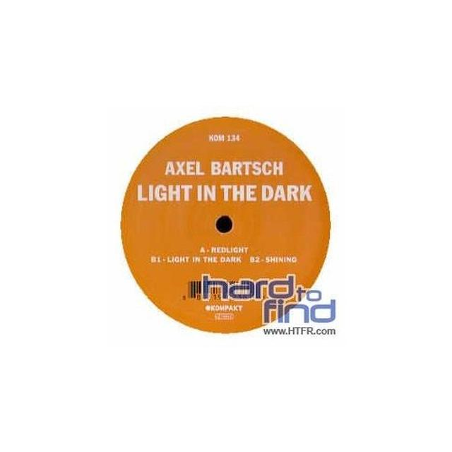 Axel Bartsch LIGHT IN THE DARK Vinyl Record
