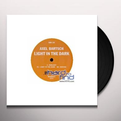 Axel Bartsch LIGHT IN THE DARK (EP) Vinyl Record